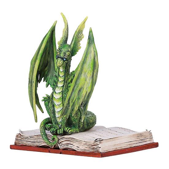 Dragon Scholar (Amy Brown)