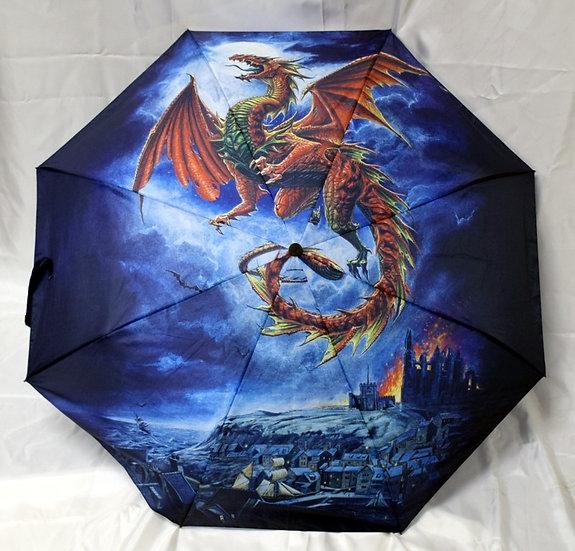 Alchemy Dragon Umbrella