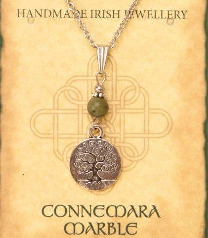 Connemara Tree of Life Necklace