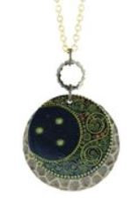 Moon Cosmic Order Necklace