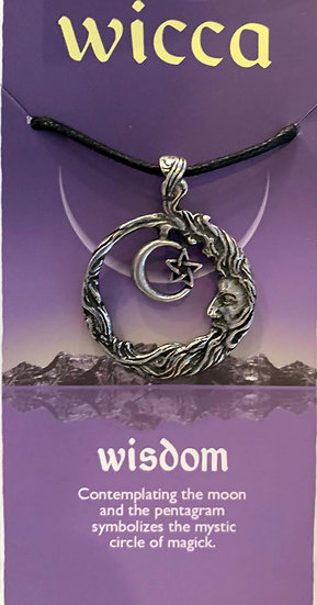 Wicca Symbol Necklaces