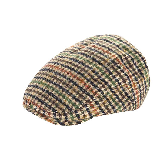 Flat Cap, Houndstooth hat