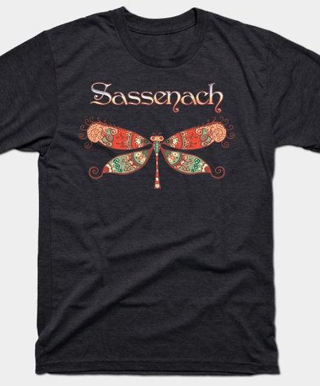 Sassenach T-shirt (Outlander)