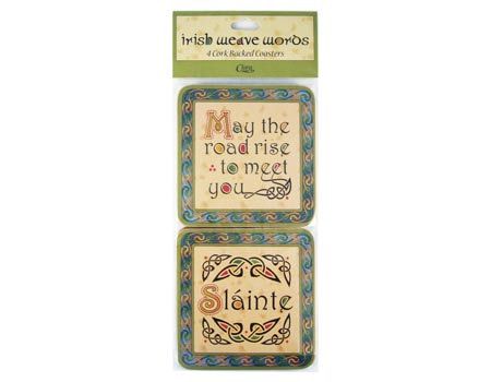 Irish Sayings Coasters