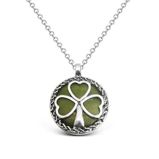 Connemara Shamrock Necklace