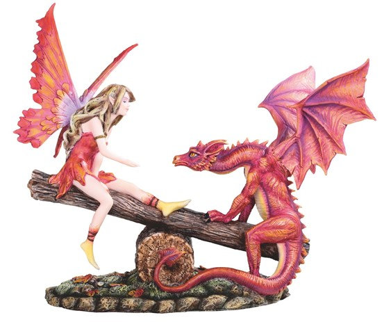 Dragon and Fairy See-Saw