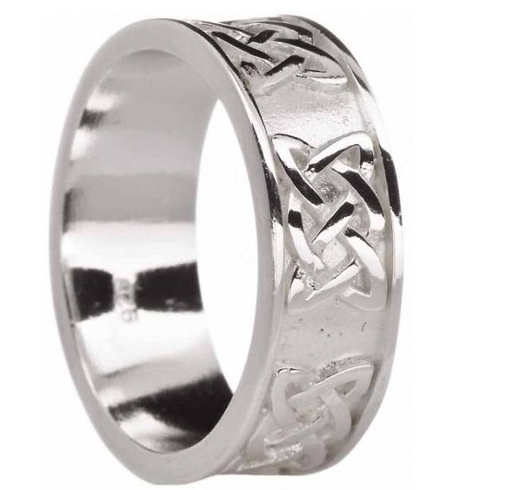 Lover's Knot Band, unisex