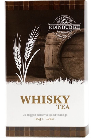 Edinburgh Whisky Tea