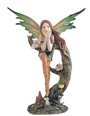 Fairy with Tree Branch