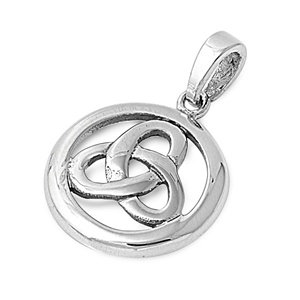 Trinity Knot Necklace