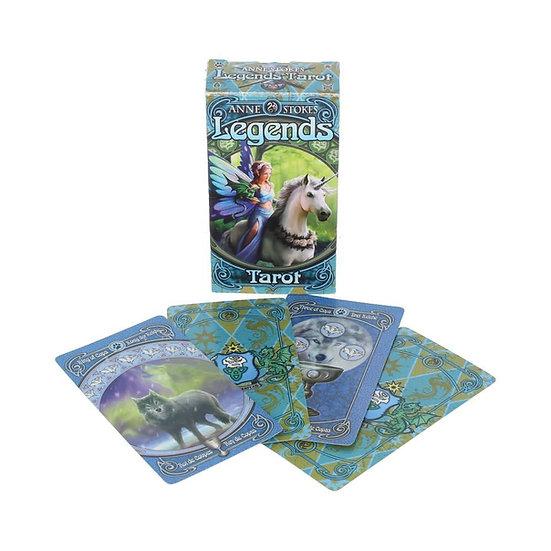 Anne Stokes Legends Tarot Card Set
