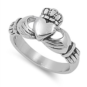 Claddagh Ring Traditional