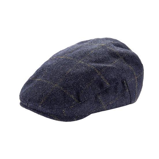 Flat Cap, Blue hat