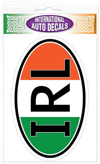IRL Flag Sticker