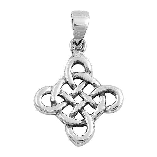 Knot 4 Season Necklace