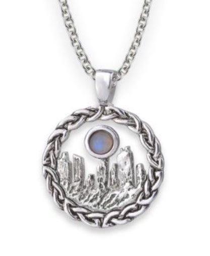 Outlander Standing Stones Necklace