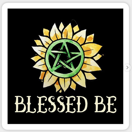 Pagan/Wiccan Stickers