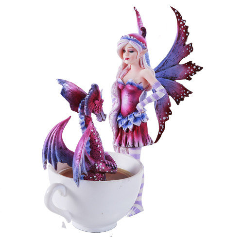 Fairy and Dragon Cup (Amy Brown)