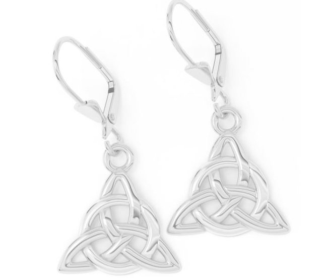 Eternity Trinity Earrings