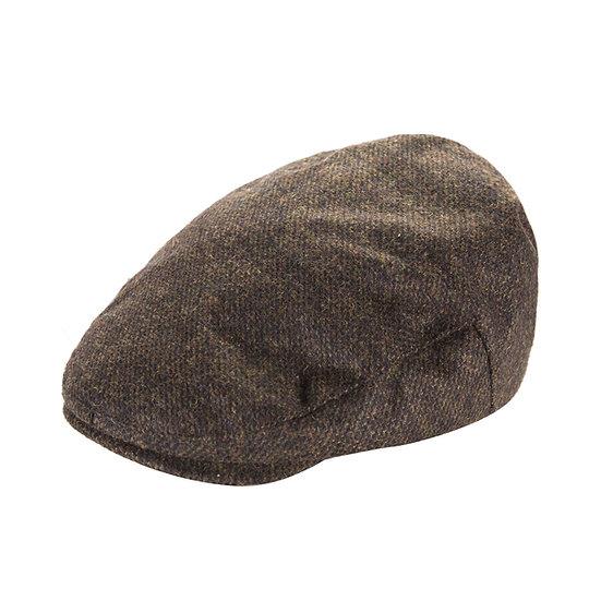 Flat Cap, Brown hat