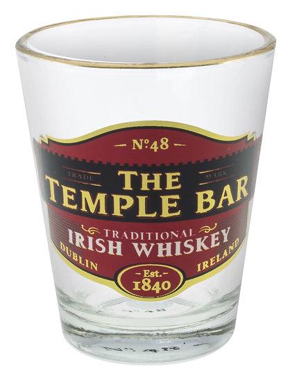 Temple Bar Shotglass