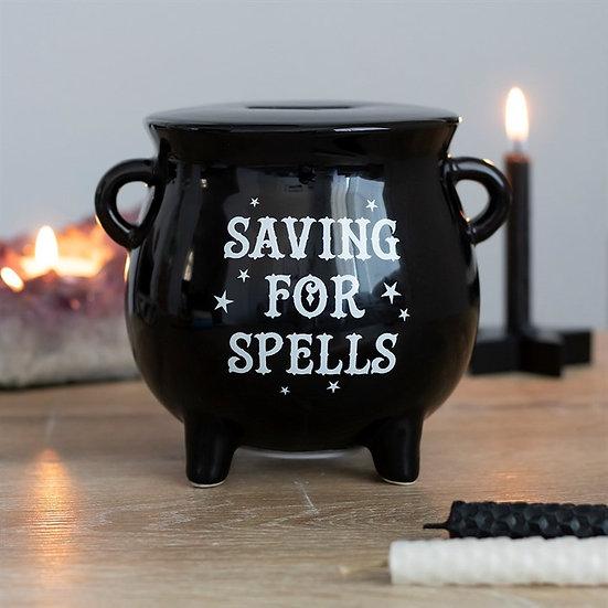 Saving for Spells Bank