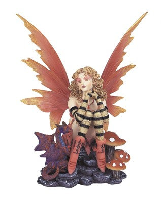 Fairy Peach with Dragon