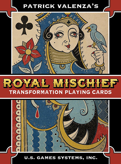 Royal Mischief Playing Cards