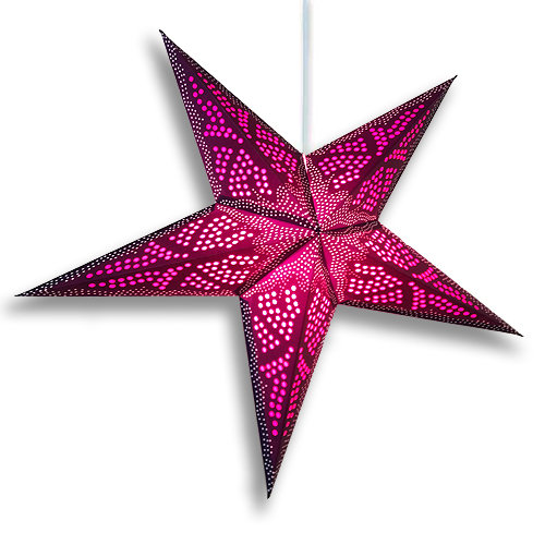 Paper Star Light Mariana Purple