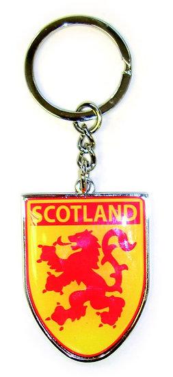 Scotland Rampant Lion Keyring