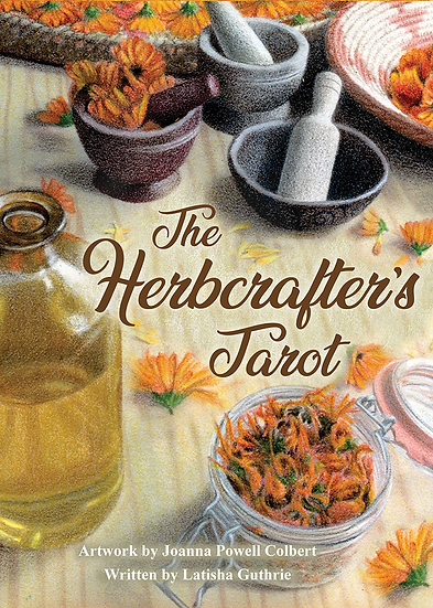 Herbcrafter's Tarot Cards