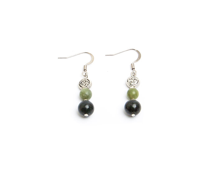 Connemara Two-toned Earrings