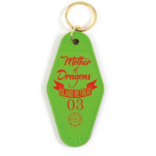 Mother of Dragons Hotel Keychain