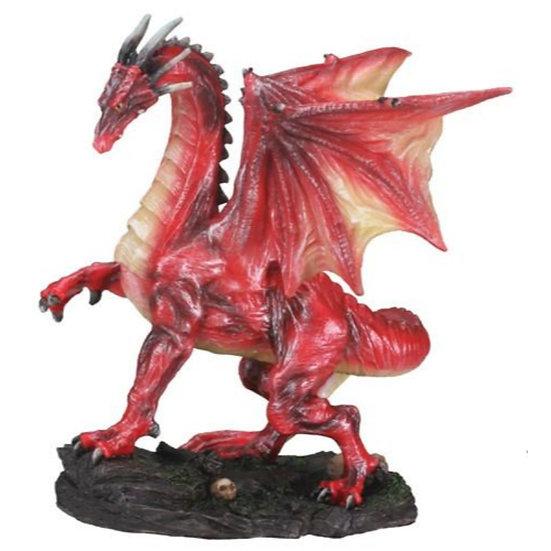 Red Midnight Dragon
