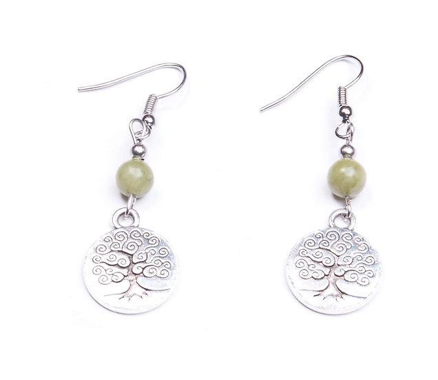 Connemara Tree of Life Earrings