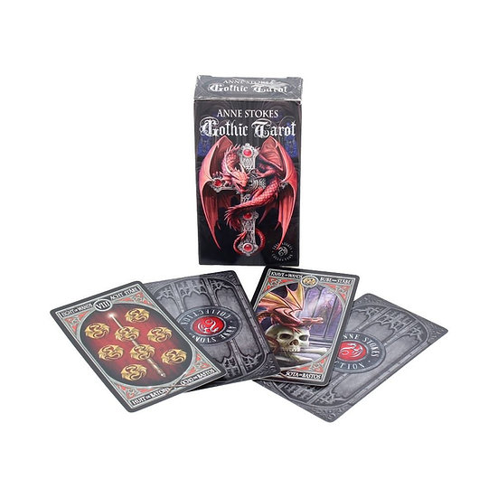 Anne Stokes Tarot Card Set