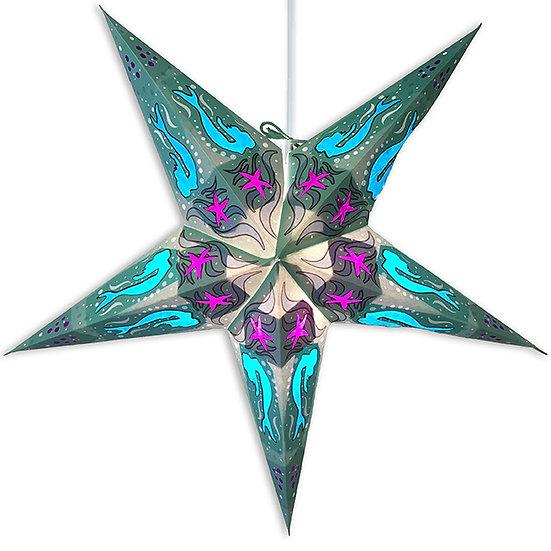 Paper Star Light Mermaid