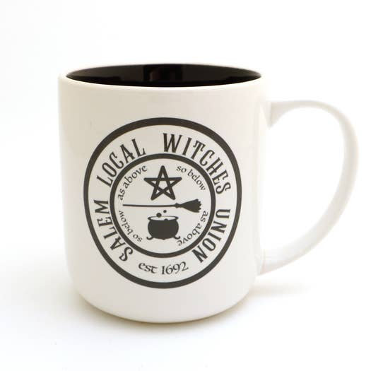 Mug:  Local Witches Union