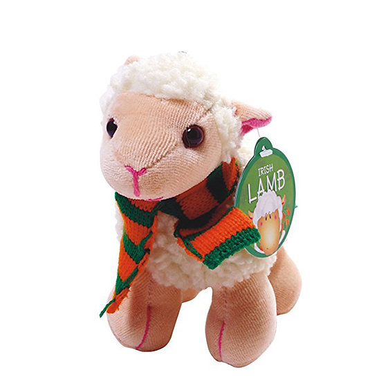 Lamb stuffed Animal