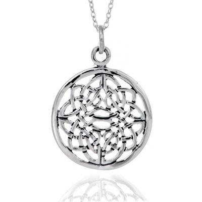 Celtic Weave Necklace