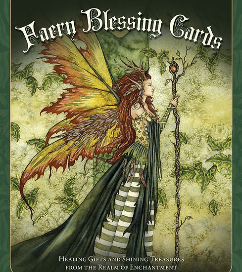 Faery Blessing Tarot Cards