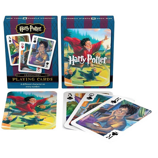 Playing Cards: Harry Potter Characters
