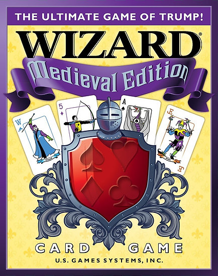 Wizard Medieval Edition Game