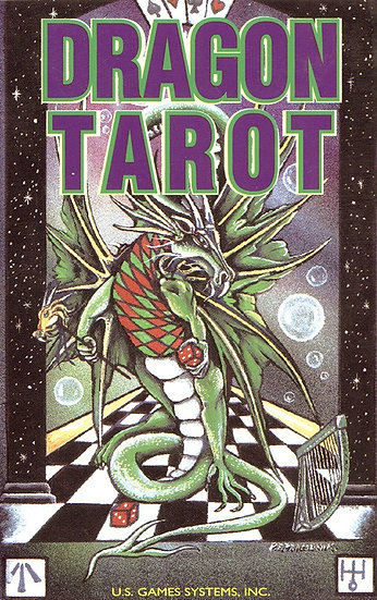 Dragons Tarot Cards