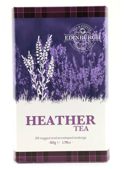 Edinburgh Heather Tea