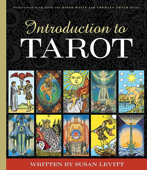 Intro to Tarot Book