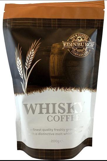 Edinburgh Whisky Coffee