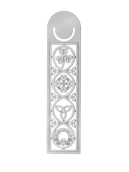 Irish Symbols Bookmark