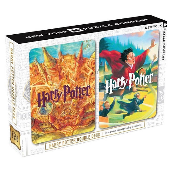 Playing Cards: Harry Potter Double deck