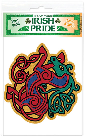 Knotted Horse Sticker